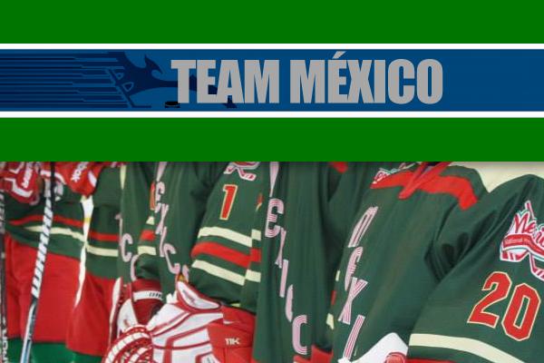 team México Hockey