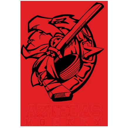aztecas hockey logo