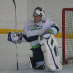 mone hockey goalie